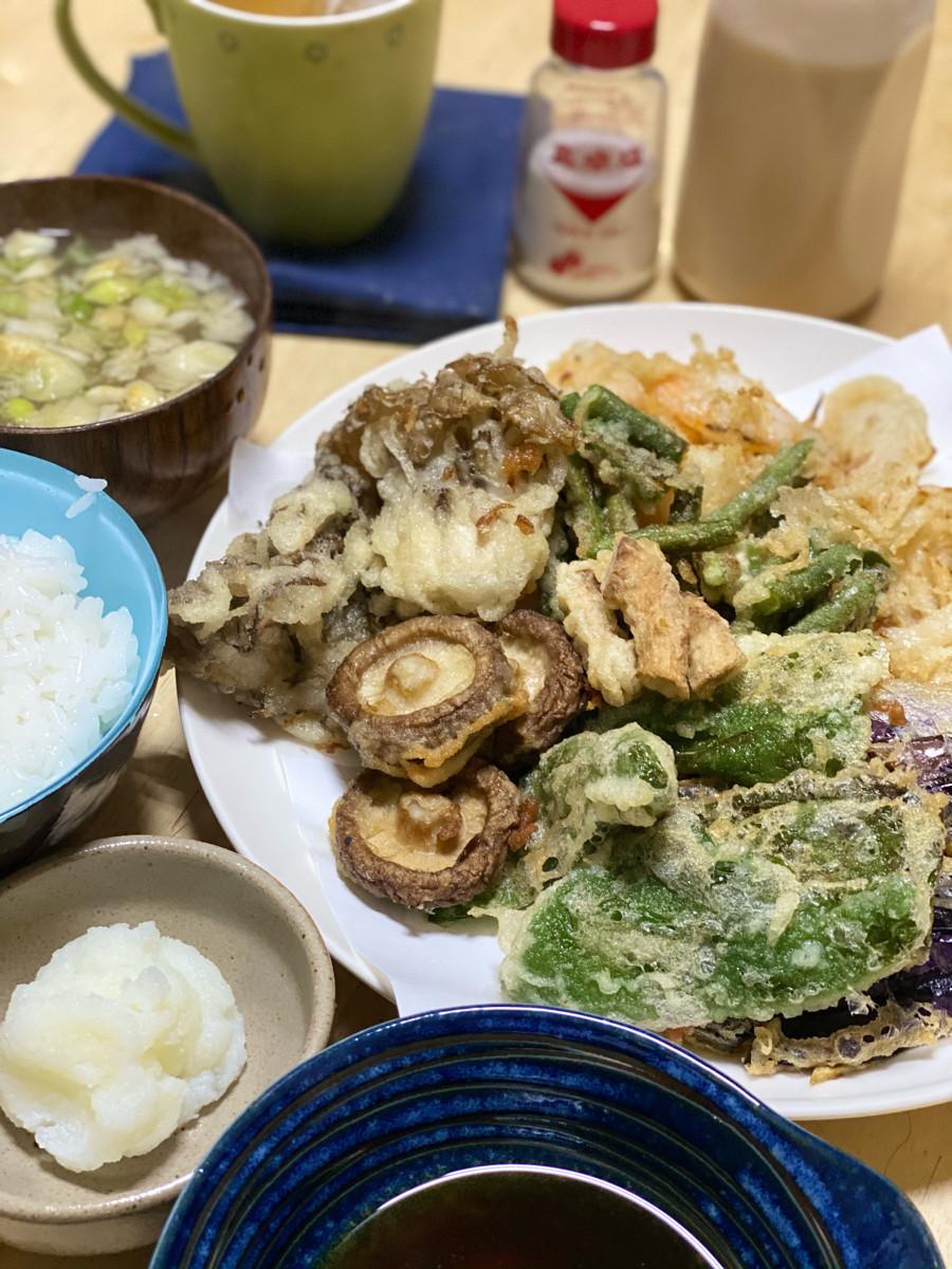 独り暮らしだけど「天ぷら」という難易度高そうな料理に挑戦したいwwwwwww